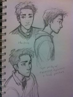 Apparently this is a picture a girl drew of her classmate.... he looks exactly like Persassy!!!!!!! <3 DA FEELS