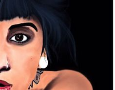 """Check out new work on my @Behance portfolio: """"LUST"""" http://be.net/gallery/45488501/LUST"""