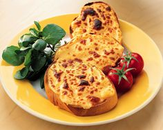 Classic Irish Guinness Rarebit Recipe - - A quick and delicious Irish Guinness Rarebit is a take on a Welsh Rarebit with a good splash of the 'black stuff' aka Guinness for flavor. Recipe For Welsh Rarebit, Rarebit Recipes, Welsh Rabbit, Guinness Recipes, Welsh Recipes, British Recipes, English Recipes, British Dishes, Breakfast