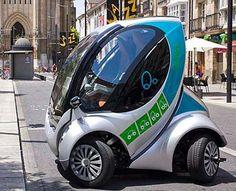 Folding Car Set To Transform Parking