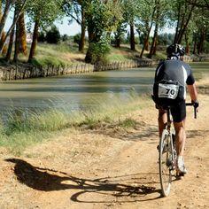 """Ganadora Concurso """"Patrimonio y Deporte"""" Autora: Cristina Santos . Concurso Fotográfico """"Deporte y Patrimonio"""" GP Canal de Castilla organizado por la Asociación Ciudadanos por la Defensa del Patrimonio de Valladolid."""
