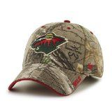 Minnesota Wild Adjustable Hat