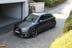 Antraciet Audi