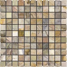 World of Mosaic — manufacturer and distributor of high quality glass, natural stone, shell, and metal mosaics