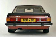 1984 Ford Granada 2.8i V6 Ghia