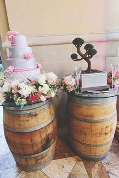 Gorgeous Outdoor Wedding with Rustic Charm. http://www.modwedding.com/2014/03/18/gorgeous-outdoor-wedding-rustic-charm/ #wedding #weddings #centerpiece #reception #ceremony #bouquet