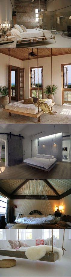 NapadyNavody.sk | 22 úžasných nápadov na postele, ktoré si môžete vyrobiť recykláciou starých paliet