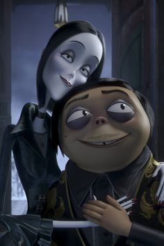 Watch The Addams Family for free - Morticia Addams, Addams Family Cartoon, Die Addams Family, Cartoon Shows, Cartoon Pics, Los Addams, Morbider Humor, Carl Y Ellie, Film Trailer