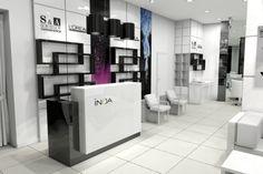 Thiết kế thi công salon tóc Mạnh Tú Hàng Bông Hà Nội