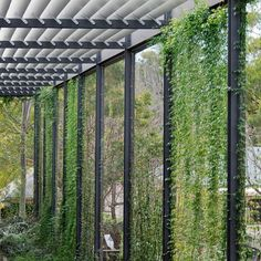 #greenlove by @tzarchitecture for OLMC in Parramatta - #xtendmesh is the perfect growing platform for dense growth to last the longhaul!