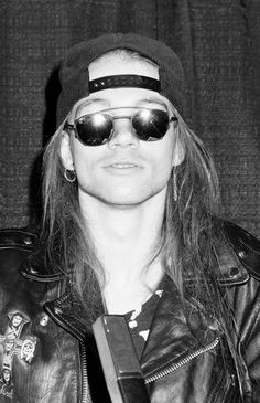 In Celebration Of Axl Rose's Glorious Hair Moments | The Huffington Post Canada Style