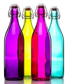 Bormioli Rocco Glassware, Giara Bottles - Glassware - Dining & Entertaining - Macy's