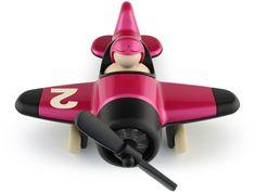 Mimmo aeroplane from Playforever / Flugzeug Mimmo von Playforever