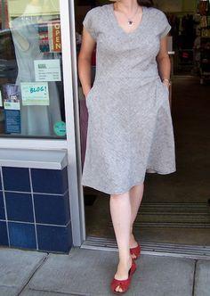 Bolt Neighborhood | Bolt Fabric Boutique | Portland, Oregon - Blog - The Amelia Dress