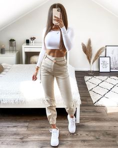 Teen Fashion Outfits, Edgy Outfits, Classy Outfits, Outfits For Teens, Fashion Fall, Ootd Fashion, Cute Comfy Outfits, Cute Summer Outfits, Pretty Outfits