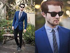 Formal - Blue