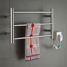 Goedkope Verwarmd handdoekenrek, roestvrij staal handdoek warmer ...