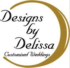 Designs by Delissa Customized Weddings - logo