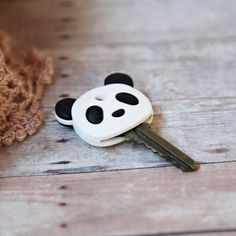 """if someone caught me at my door, i would say """"sorry, just sticking my panda in the door"""""""
