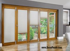 3 Positive Hacks: Patio Blinds Design blinds and curtains front doors.Blinds And Curtains Sinks kitchen blinds with valance. Patio Door Blinds, Sliding Door Curtains, French Door Curtains, Curtains With Blinds, Patio Doors, Sliding Glass Door, Glass Doors, Sliding Doors, Window Blinds