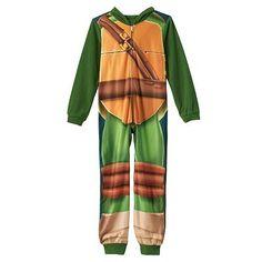 Teenage Mutant Ninja Turtles Pajamas - Boys 4-10