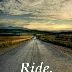 Politics got you down??? RIDE #LiveYourLegend #freedom