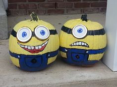 Halloween '13 Our minions <3