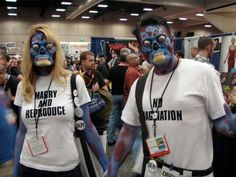 they live movie aliens costume - Google Search