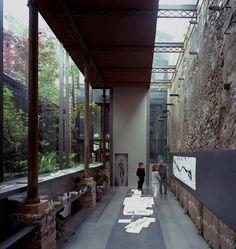 RCR Arquitectes and Fundacion Bunka - Espai Barberi, Olot, #Catalonia, 2012 Photos Hisao Suzuki.