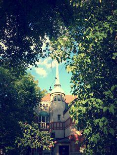 #jugend #artnouveau #helsinki #finland Image Notes, Helsinki, British Columbia, Time Travel, Croatia, Finland, Art Nouveau, Scotland, Cities