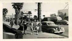 Lifestyle, Hollywood Blvd, LA, 1940s