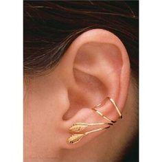 earring cuffs - Google Search