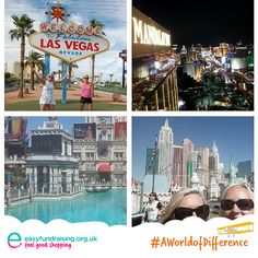 """AWorldOfDifference  with my bff who known since 11 . Amazing time in Vegas"" #Travel #Holiday"
