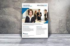 Multipurpose Flyer/Ad Template by SmmrDesign on @creativemarket