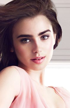 Lily Collins as Amy Malory The Magic of You