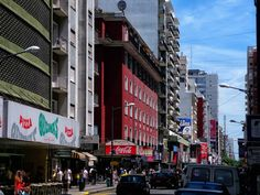 Centro.  Ciudad de Mar del Plata, Argentina.