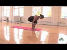 Vinyasa Yoga- good flow for only four minutes