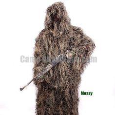 The Woodsman Ghillie Suit