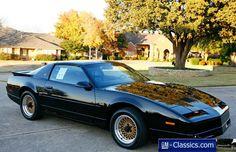 1989 Pontiac GTA Trans Am - Y84 5.7 Liter