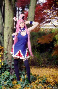 Kyra Kitsune - Kuro Usagi Cosplay - A Dark Rabbit Has Seven Lives