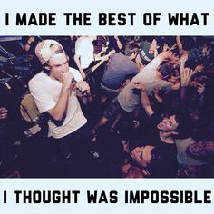 The Story So Far // The Glass