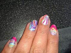 Water nagels