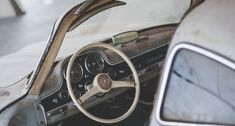 Is this Mercedes-Benz the greatest single barn-find of all time? Mercedes Benz 300, New Mercedes, Alfa Romeo, West Virginia, Bmw 507, Barn Finds, Silver Stars, Grey Leather, All About Time