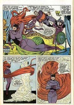 Medusa - Fantastic Four #41 (1965)