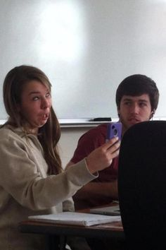 snapchatting in public.