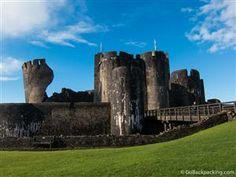 Caerphilly Castle: The Largest Castle in Wales