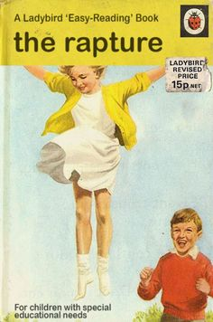 "Look how happy that boy on the ground is. ""Hooray! The religious crazies are gone!!!"""