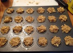 Apple Cinnamon Quinoa Bites for Breakfast! – And They Cooked Happily Ever After Quinoa Recipes For Kids, Quinoa Desserts, Baby Food Recipes, Bread Recipes, Yummy Recipes, Baby Muffins, Quinoa Muffins, Quinoa Bites, Egg Muffins