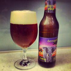 """@dazordoreal's photo: """"#Serengeti #Beer #bier #beerporn #beerstagram #africa"""""""