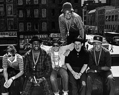 Run Dmc & Beastie Boys